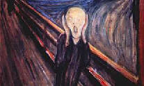 Scream. Edward Munch.
